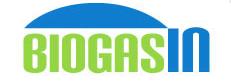 BiogasIN Logo