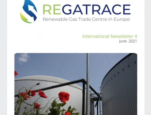 REGATRACE's fourth newsletter released!
